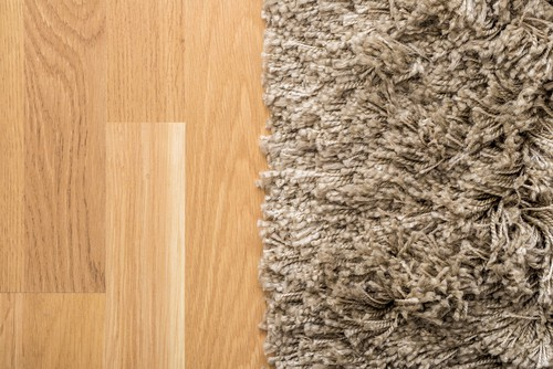 How to remove smelly carpet